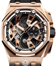 Audemars Piguet  ROYAL OAK OFFSHORE TOURBILLON CHRONOGRAPH 26421OR.OO.A002CA.01 - Watches R us