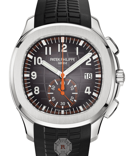 Patek Philippe 5968A - Aquanaut  Self-winding Chronograph - Watches R us