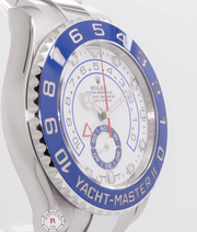 Rolex Yacht-Master II Oyster, 44 mm, Oystersteel 116680 - Watches R us