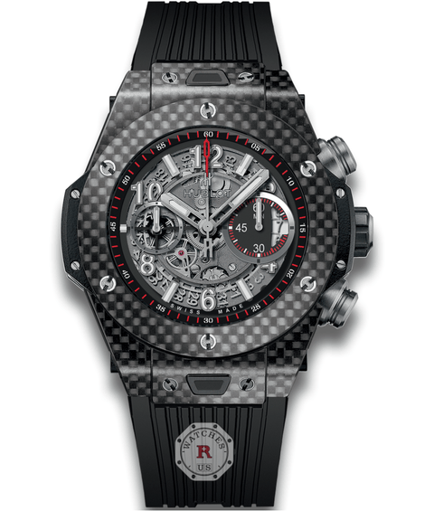 Hublot BIG BANG UNICO CARBON 45 mm 411.QX.1170.RX - Watches R us