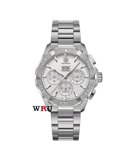 TAG HEUER AQUARACER  Calibre 45 Automatic Chronograph CAY211Y.BA0926 - Watches R us