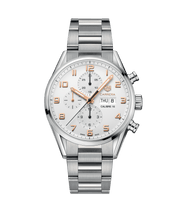 TAG HEUER CARRERA  Calibre 16 CV2A1AC.BA0738 - Watches R us