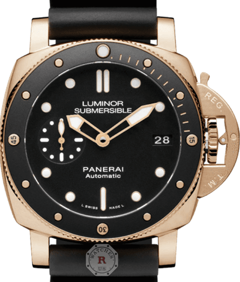 Panerai Luminor Submersible 1950 3 Days Automatic PAM00684 - Watches R us