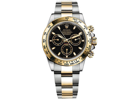 Rolex COSMOGRAPH DAYTONA Oyster, 40 mm, Oystersteel and yellow gold - Watches R us