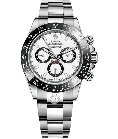 Rolex COSMOGRAPH DAYTONA Oyster, 40 mm, Oystersteel ( PANDA )