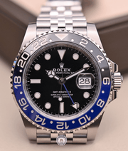 Rolex GMT-MASTER II Oyster, 40 mm, Oystersteel Batgirl 126710BLNR - Watches R us