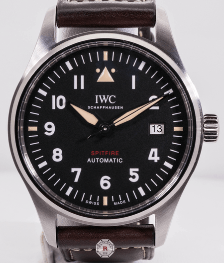 IWC Schaffhausen PILOT'S WATCH AUTOMATIC SPITFIRE IW326803 - Watches R us