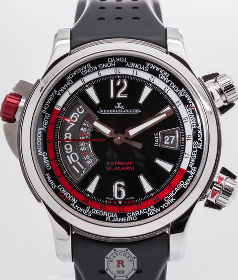 Jaeger LeCoultre Master Compressor Extreme World Alarm Q1778470 - Watches R us