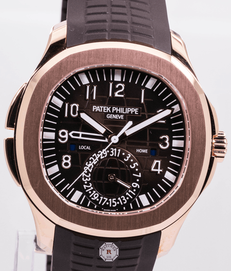Patek Philippe 5164R - Aquanaut  Self-winding Rose Gold 5164R-001 - Watches R us