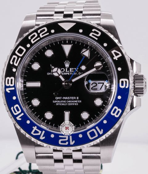 Rolex GMT-MASTER II New 2019 model Batman Oyster, 40 mm, Oystersteel - Watches R us