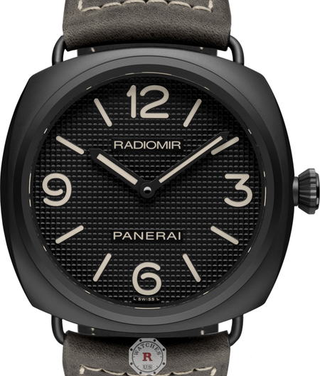 Panerai RADIOMIR CERAMICA - 45MM PAM00643 - Watches R us