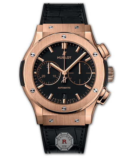 Hublot CLASSIC FUSION CHRONOGRAPH KING GOLD 45 mm Available Sizes : 42 mm - Watches R us