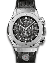 Hublot CLASSIC FUSION AEROFUSION TITANIUM 45 mm - Watches R us