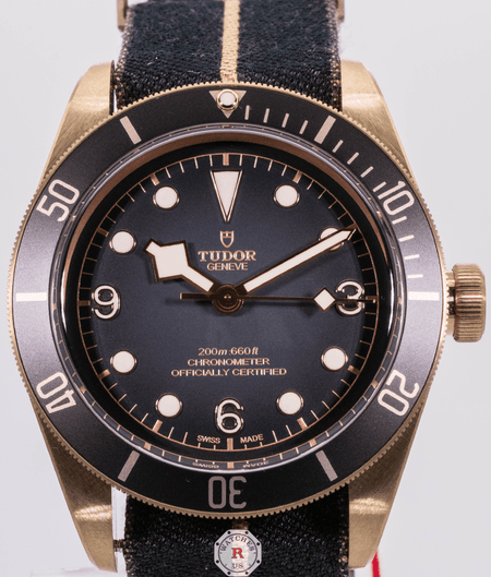 TUDOR BLACK BAY BRONZE 43mm Divers MT5601 - Watches R us