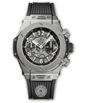 Hublot BIG BANG UNICO TITANIUM 45 mm 411.NX.1170.RX - Watches R us