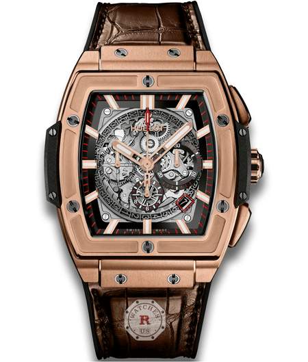 Hublot SPIRIT OF BIG BANG KING GOLD 45 mm Available Sizes : 42 mm - Watches R us