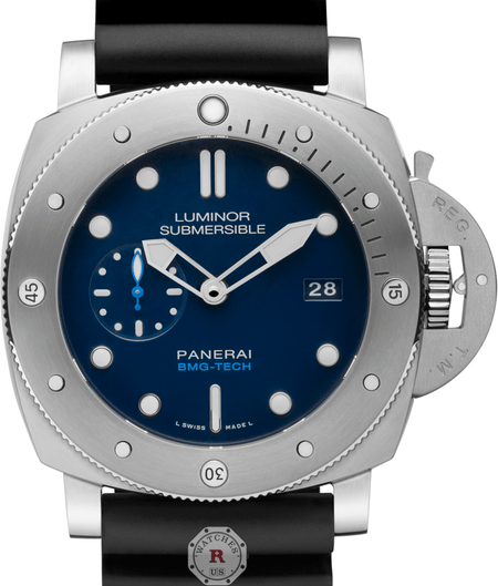 Panerai LUMINOR SUBMERSIBLE 1950 BMG-TECH™ 3 DAYS - 47MM PAM00692 - Watches R us