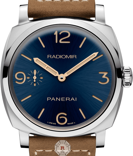 Panerai RADIOMIR 1940 3 DAYS ACCIAIO - 47MM PAM00690 - Watches R us