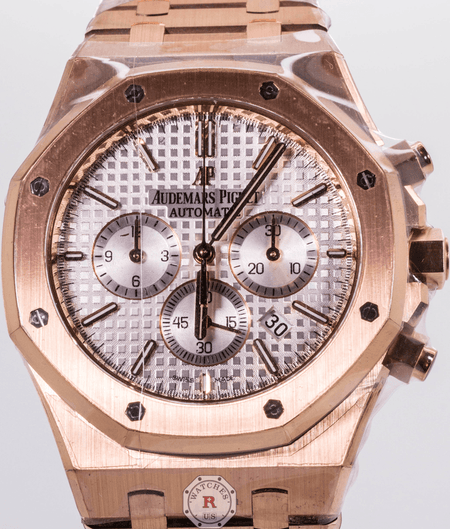 Audemars Piguet ROYAL OAK CHRONOGRAPH Ref #26320OR.OO.1220OR.02 - Watches R us
