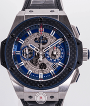 HUBLOT King Power Special One Skeleton Dial Chronograph Jose Mourinho Special One - Watches R us