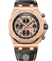 Audemars Piguet ROYAL OAK OFFSHORE CHRONOGRAPH 26470OR.OO.A002CR.01 - Watches R us