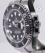 Rolex SEA-DWELLER 43mm Black Dial 126600 SD43 - Watches R us