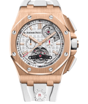 Audemars Piguet ROYAL OAK OFFSHORE TOURBILLON CHRONOGRAPH SELFWINDING - Watches R us