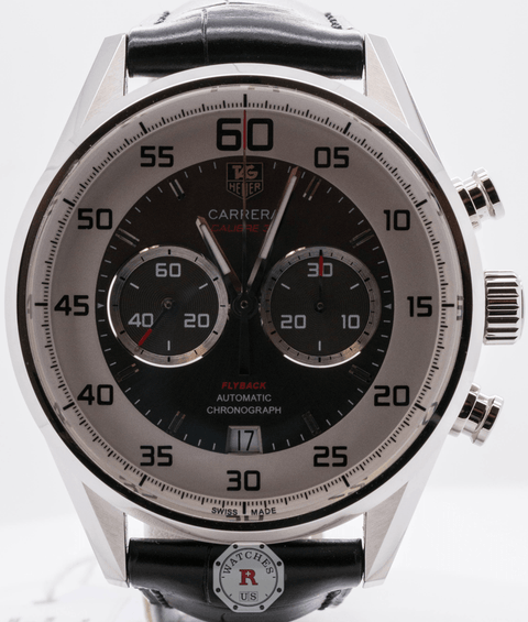 TAG Heuer Carrera CAR2B11 Chronograph Calibre 36 - Watches R us