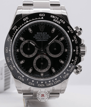 Rolex DAYTONA 40mm Steel 116500LN - Watches R us