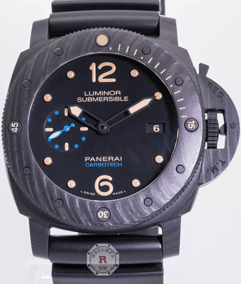Panerai Luminor Submersible 1950 Carbotech™ 3 Days Automatic - 47mm PAM00616 - Watches R us