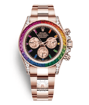 Rolex COSMOGRAPH DAYTONA 40 mm, Everose gold and diamonds 116595RBOW - Watches R us