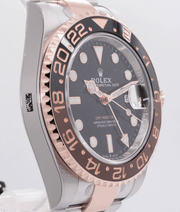 Rolex GMT-MASTER II Steel and Everose Gold Root Beer 126711CHNR 2020 Model - Watches R us