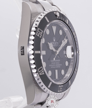 Rolex SUBMARINER 40mm Steel Black Dial 116610LN Brand New - Watches R us