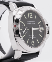 Panerai LUMINOR MARINA AUTOMATIC pam 104 44MM - Watches R us