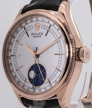 Rolex Cellini Moonphase Everose Gold 50535 - Watches R us