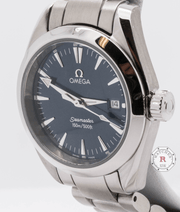 Omega SeaMaster Aqua Terra Quartz 29.5mm - Watches R us