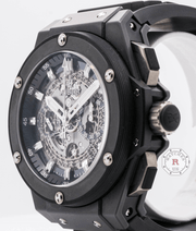 Hublot King Power Unico Ceramic & Carbon 48MM - Watches R us