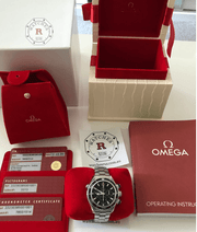 Omega Seamaster Planet Ocean 600M Chronograph 37.5mm Unisex - Watches R us