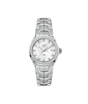 TAG HEUER LINK  Quartz WBC1316.BA0600 - Watches R us