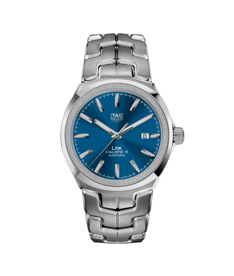 TAG HEUER LINK  Calibre 5 WBC2112.BA0603 - Watches R us