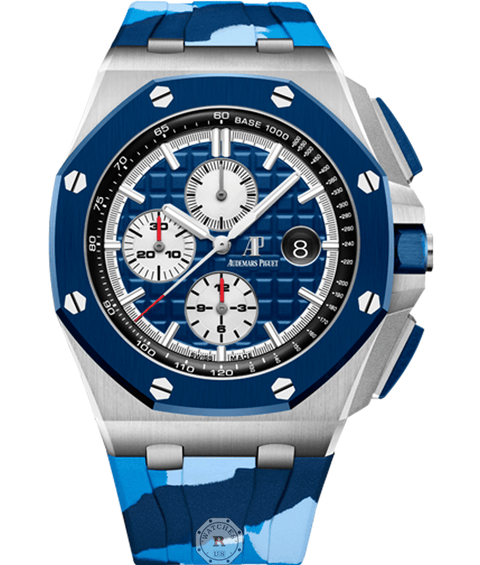Audemars Piguet ROYAL OAK OFFSHORE SELFWINDING CHRONOGRAPH 26400SO.OO.A335CA.01 - Watches R us