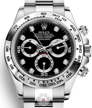 Rolex COSMOGRAPH DAYTONA 116509 White Gold - Watches R us