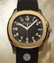 Patek Philippe 5167R - Aquanaut  Self-winding Date, Sweep seconds - Watches R us