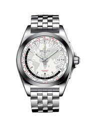 Breitling Galactic Unitime REF. WB3510U0|A777|375A - Watches R us