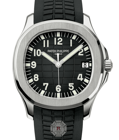 Patek Philippe 5167A - Aquanaut  Self-winding Date, Sweep seconds - Watches R us