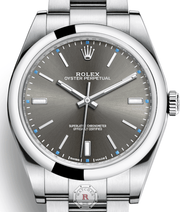 Rolex OYSTER PERPETUAL 39 Steel 114300 - Watches R us