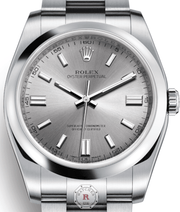 Rolex OYSTER PERPETUAL 36 Steel 116000 - Watches R us
