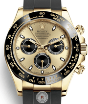 ROLEX COSMOGRAPH DAYTONA Yellow Gold 116518LN - Watches R us