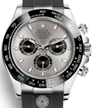 Rolex COSMOGRAPH DAYTONA white gold 116519LN - Watches R us