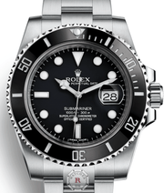 Rolex SUBMARINER DATE  40mm Steel 116610LN - Watches R us